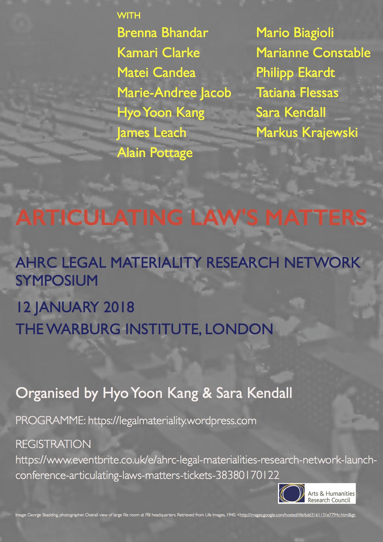 AHRC Jan 2018 poster2